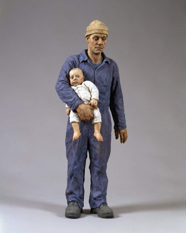 Man and Child, 2001