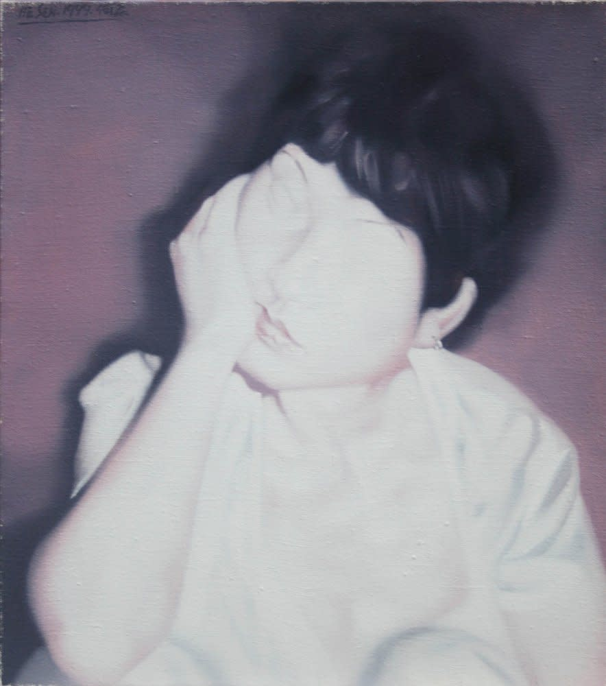 A Girl Lost in Her Thought, 1999