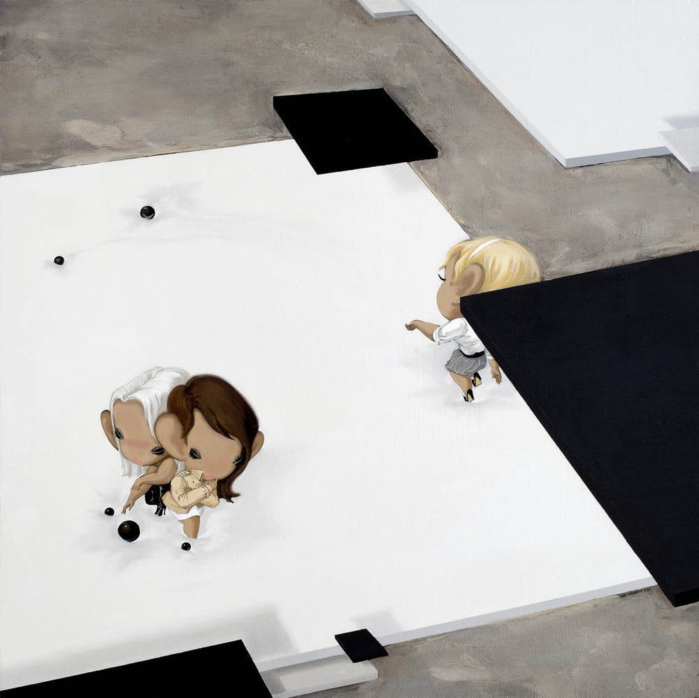 Three-Body Problem, 2011