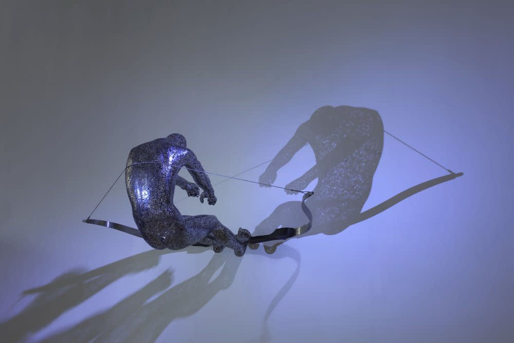 Bow without Arrow Series No. 2, 2011