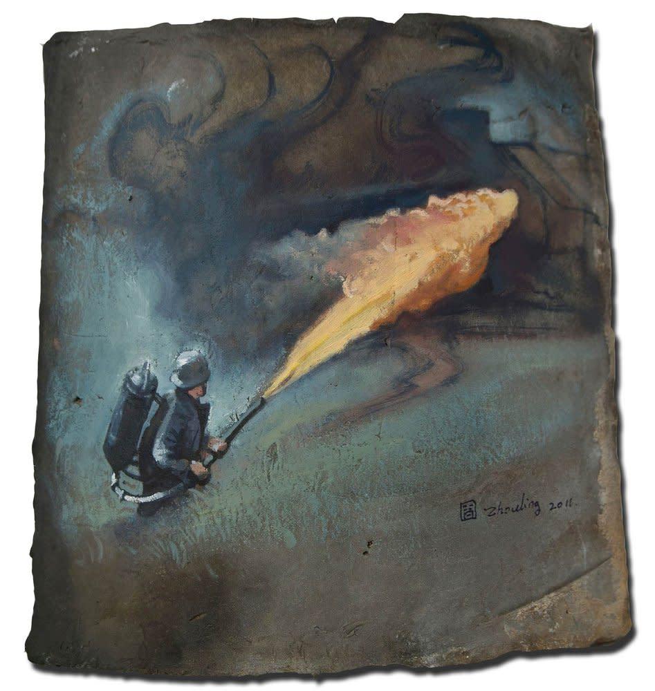 Terracotta Series No.2, 2011