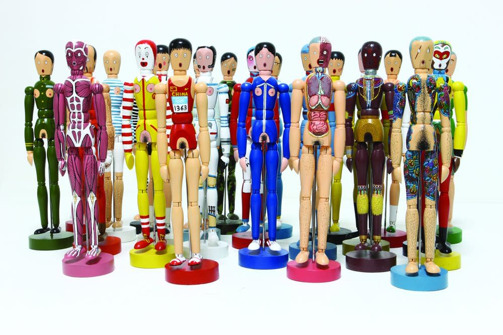 We are Wooden Dolls, 2007 - 2009