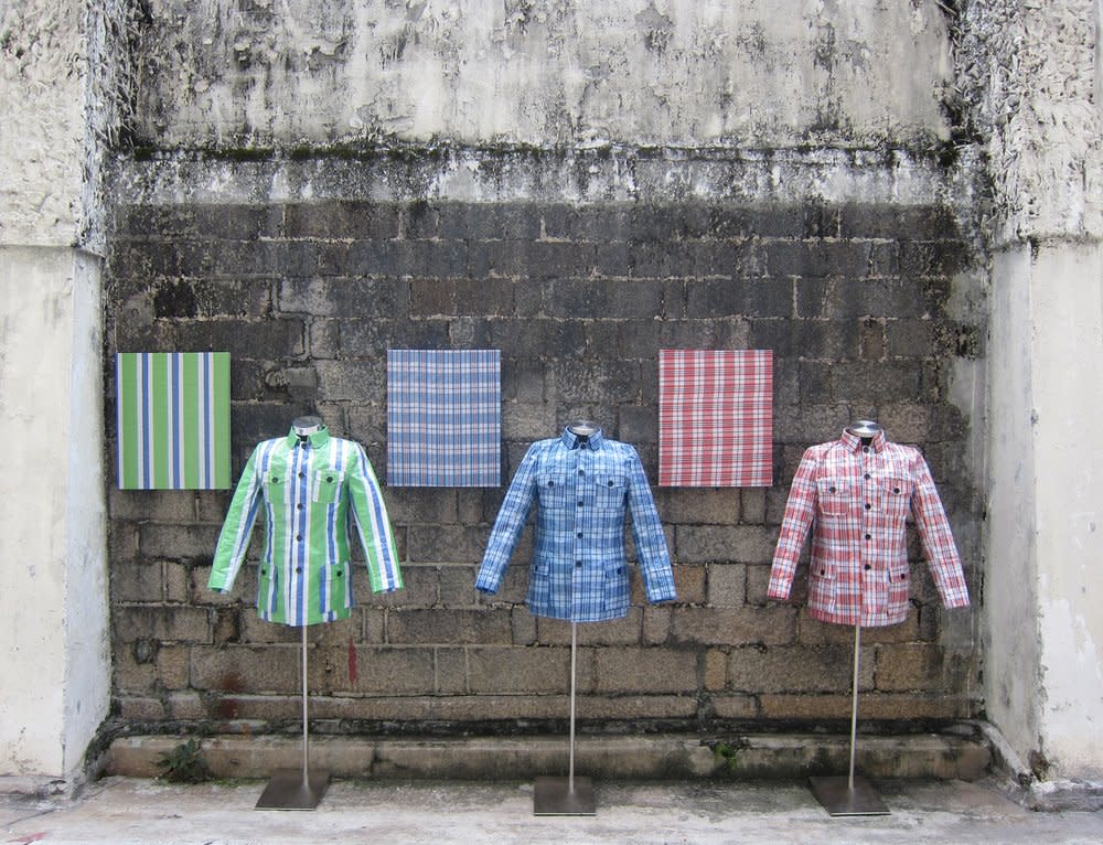Production Line.Garment Series, 2012