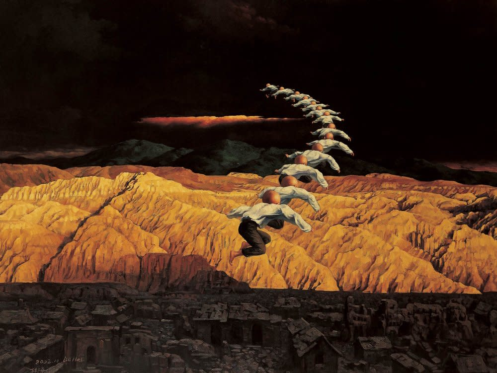Cloud Series No. 2, 2002
