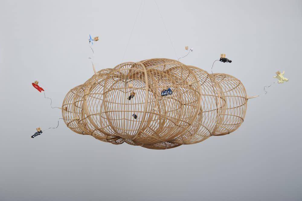 Floating Cloud, 2012