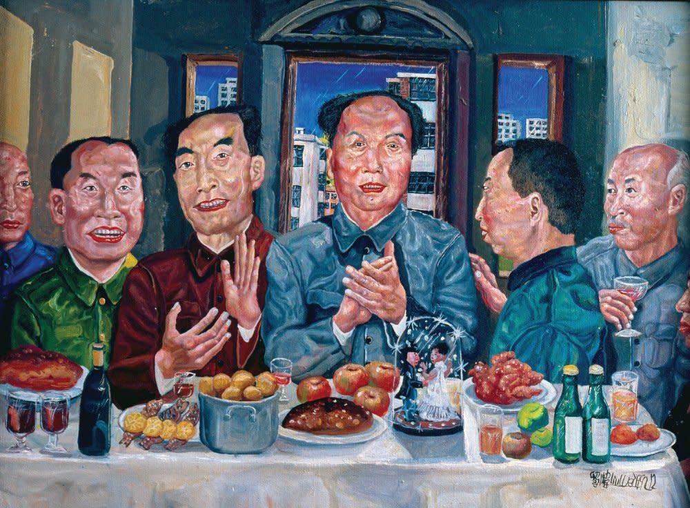 Last Supper, 1993