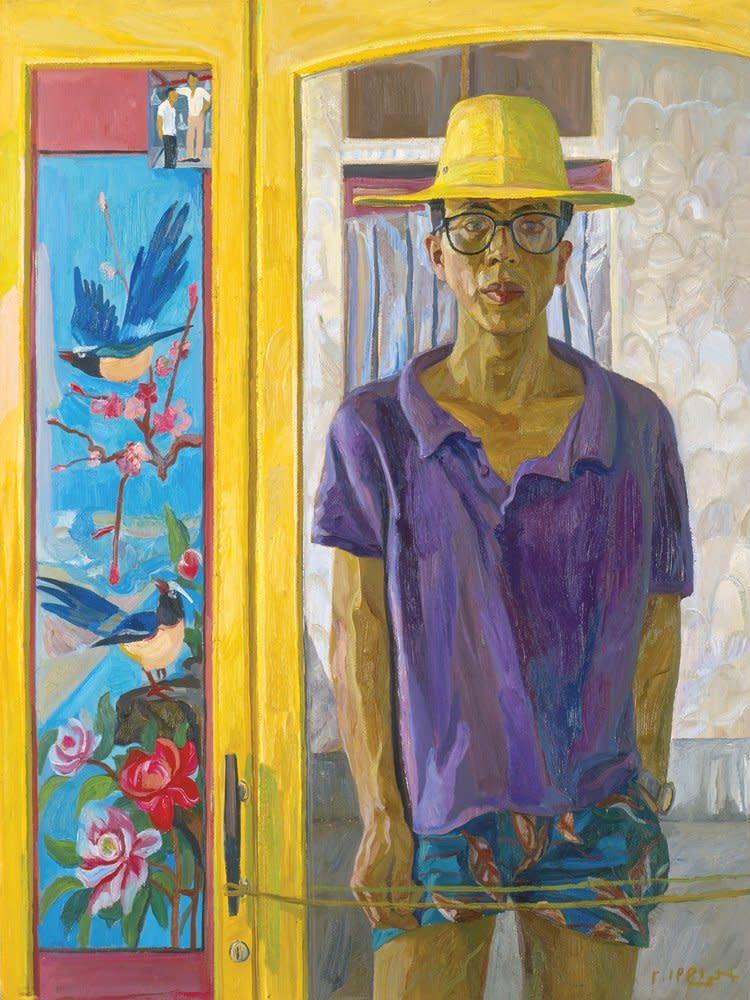 Self Portrait, 1993