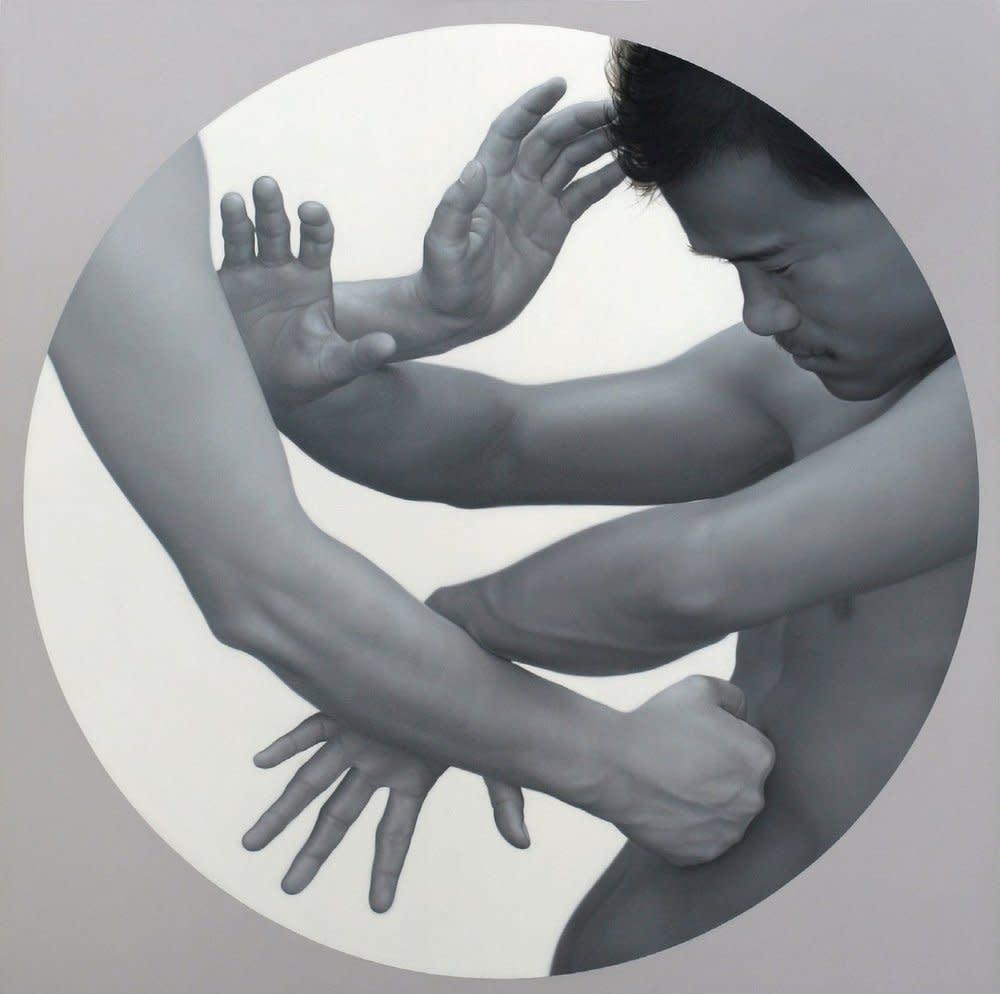 Fist Power Series No. 13 B, 2008