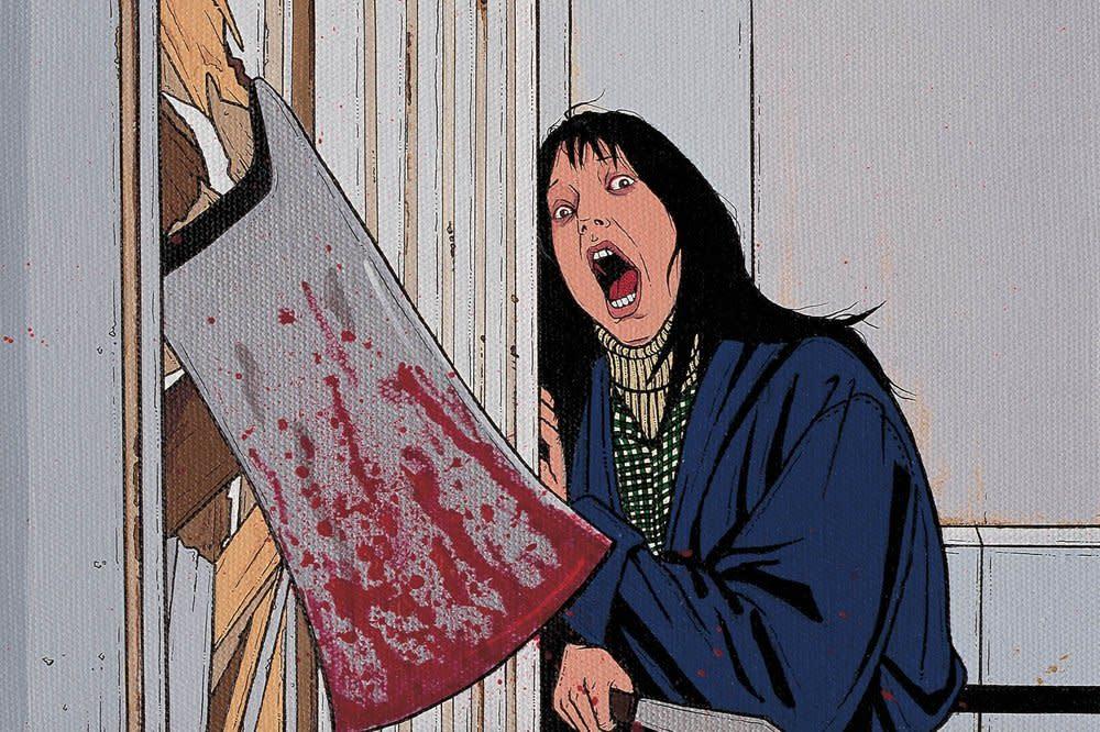 Victim Series - The Shining, 2010