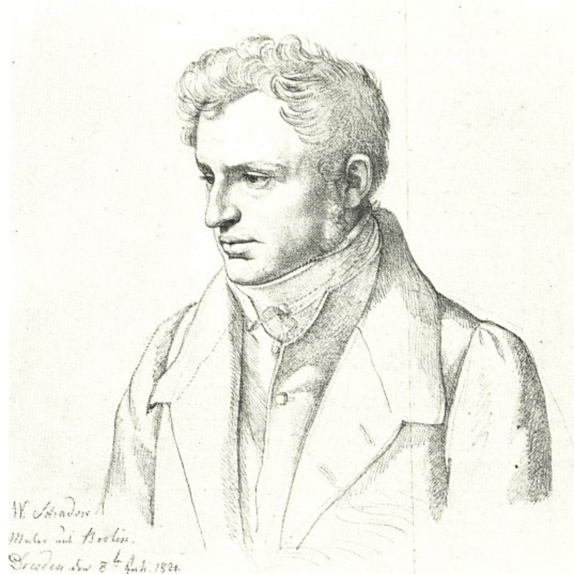 Friedrich Wilhelm von Schadow