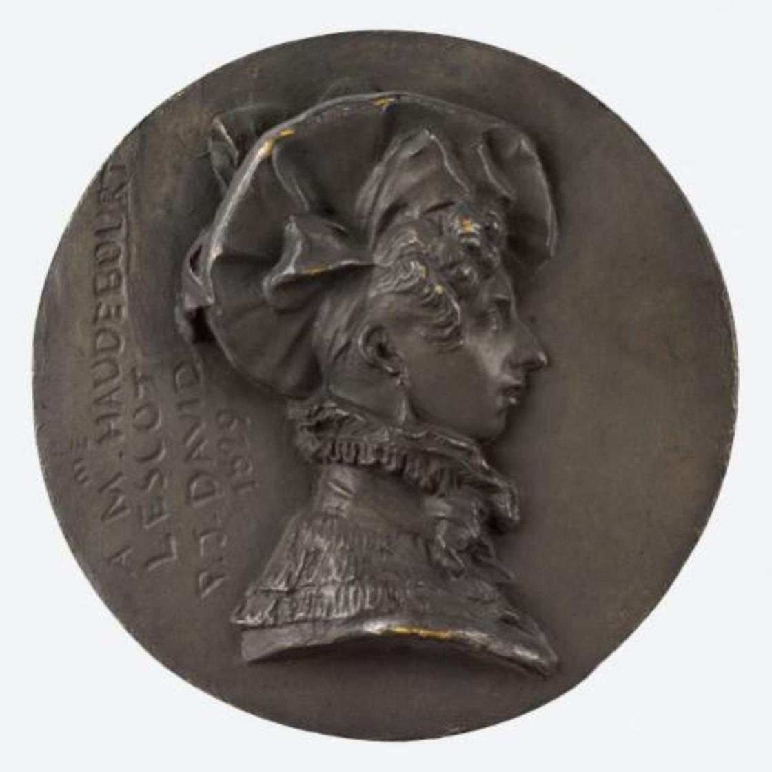 Hortense Haudebourt Lescot
