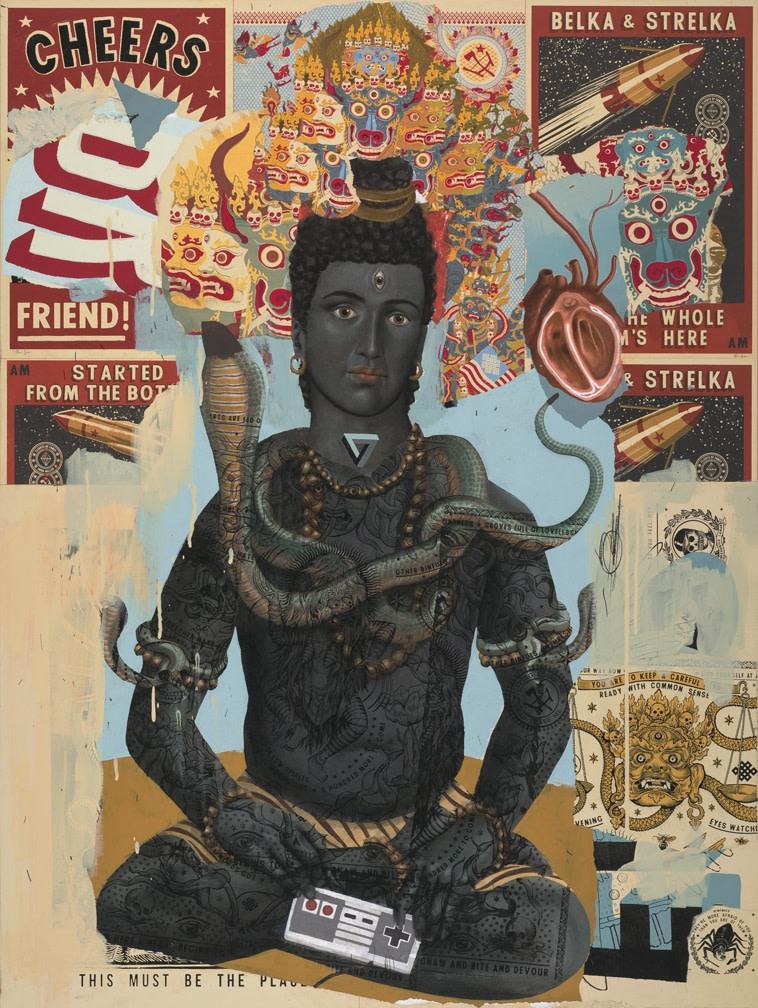 """Ravi Zupa - """"Other Avatar"""""""