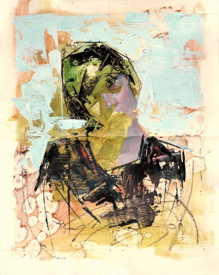 """John Wentz - """"Imprints"""""""