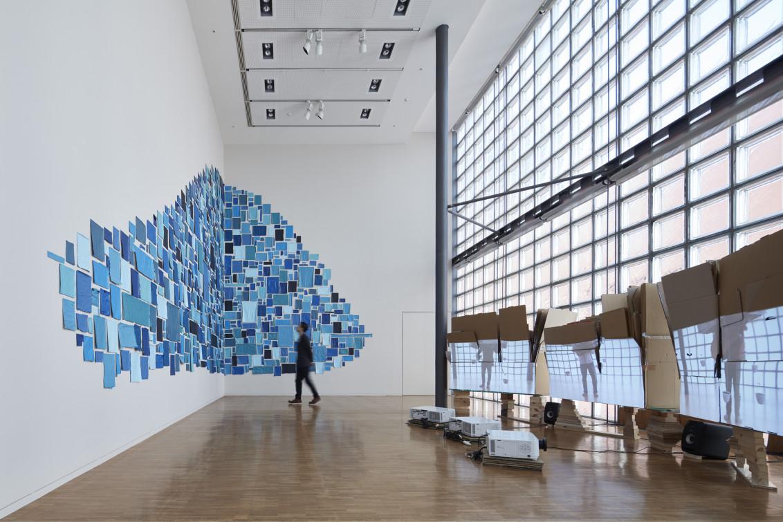 The Water Trilogy 2, Fondation d'entreprise Hermès, Tokyo, Japan, 2017