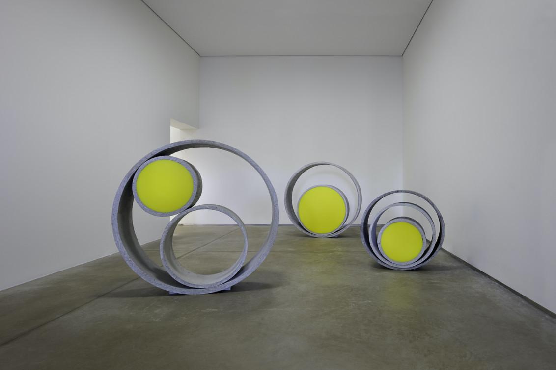 Installation view, Centro de Arte Contemporânea Inhotim, Brumadinho, Minas Gerais, Brazil, 2010