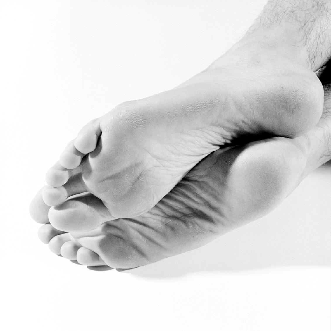 Feet (Ian) (from 'Girlfriends'), 1994