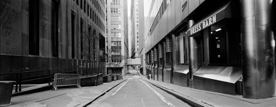 Untitled #4 (Wall Street), 2001