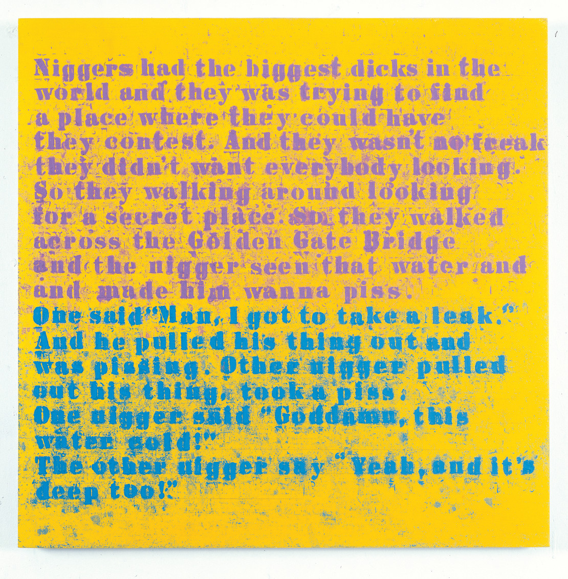 Mudbone (Liar) #3, 2004