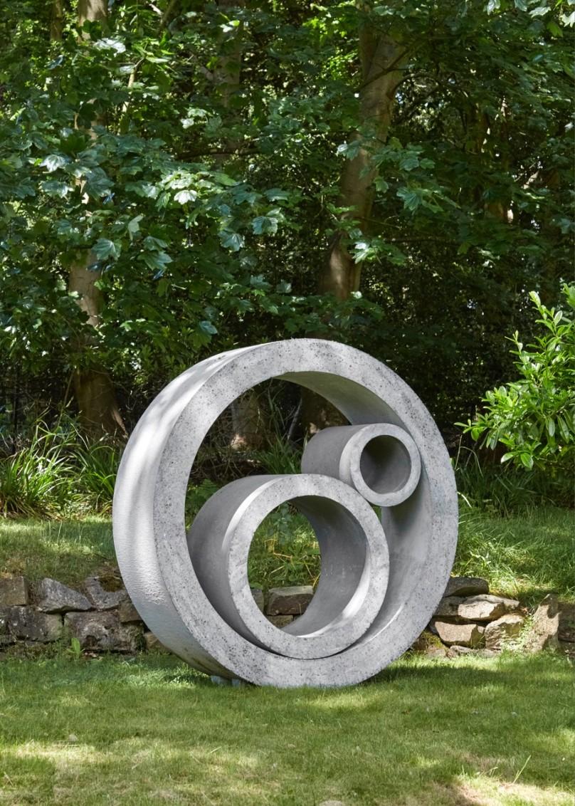 Public Sculpture (Pouff VII), 2018