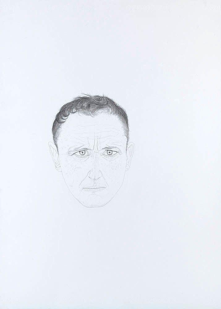 Self-Portrait #4, 2008