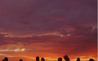 Sunset Flash, 2004
