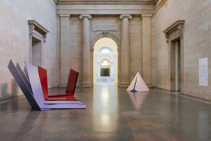 Phillip King, Duveen Galleries, Tate Britain, London, 8 December 2014 - 1 February 2015