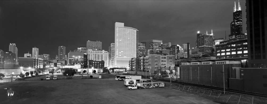Untitled #4 (Chicago) from 'American Cities', 2004