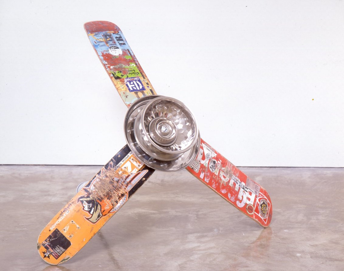 Skateboarderistismatronics (Fan), 2004