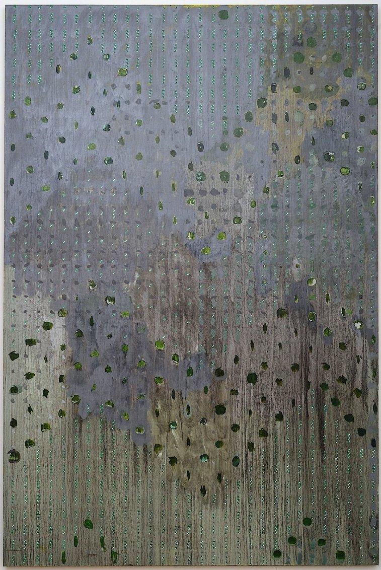 Beaded curtain, 2008