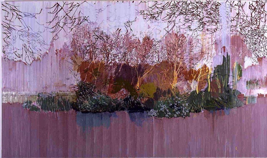 Lower Lake Drawing I, 2005