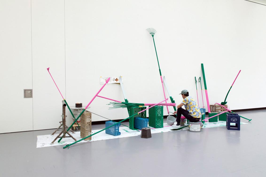 Autorreconstrucción: Social Tissue, Kunsthaus Zürich, Switzerland, 16 February - 25 March 2018