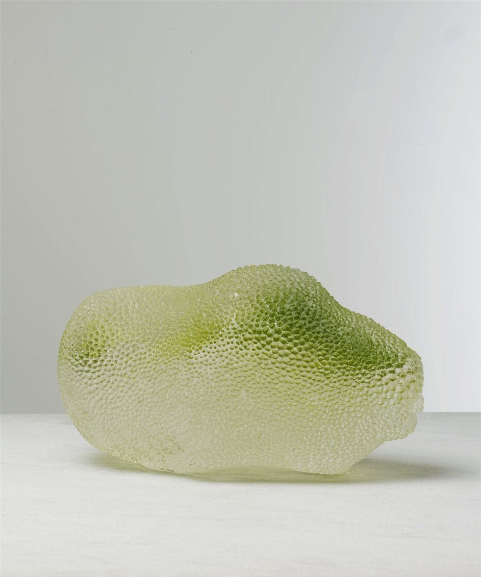 Solid And Miraculous In The Face Of Adversity (Green), 2005