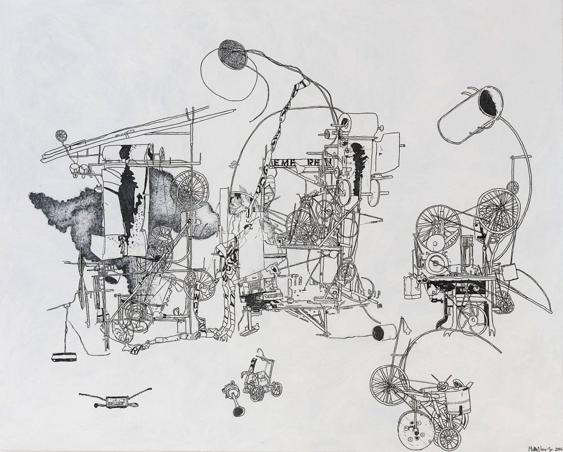 H.2.N.Y. Machine Committing Suicide, 2006
