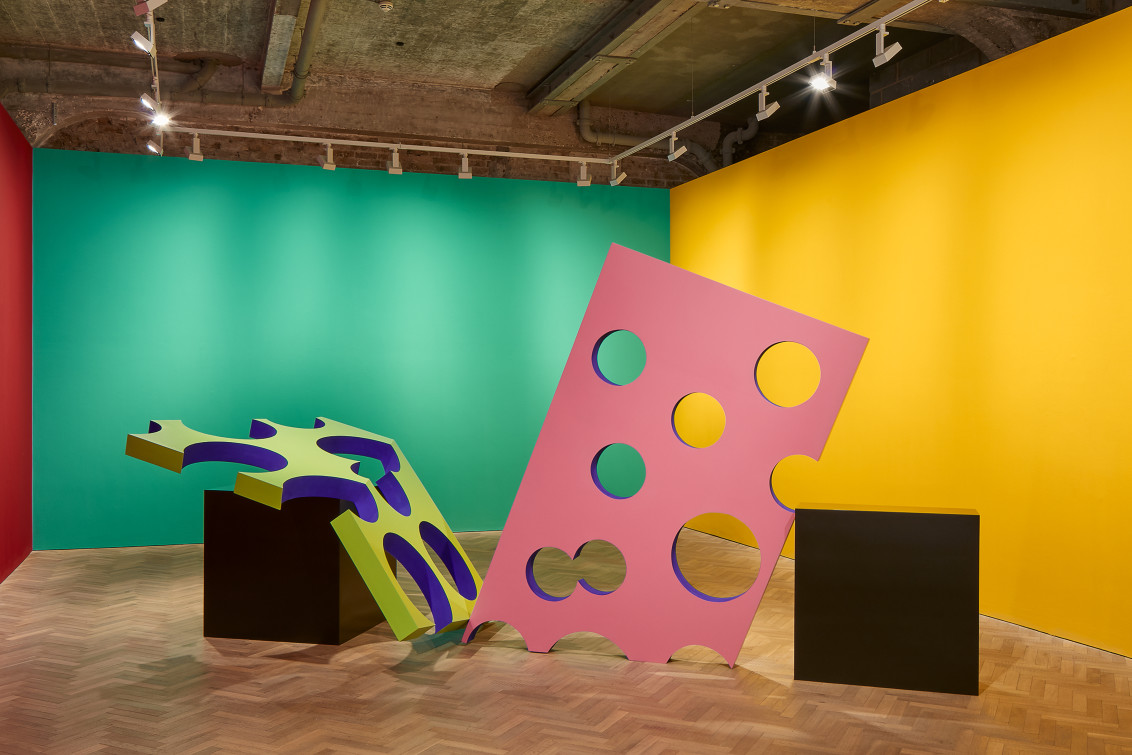 Phillip King: Colour on Fire & Ceramics 1995-2017, Thomas Dane Gallery, London, 29 November 2017 - 17 February 2018