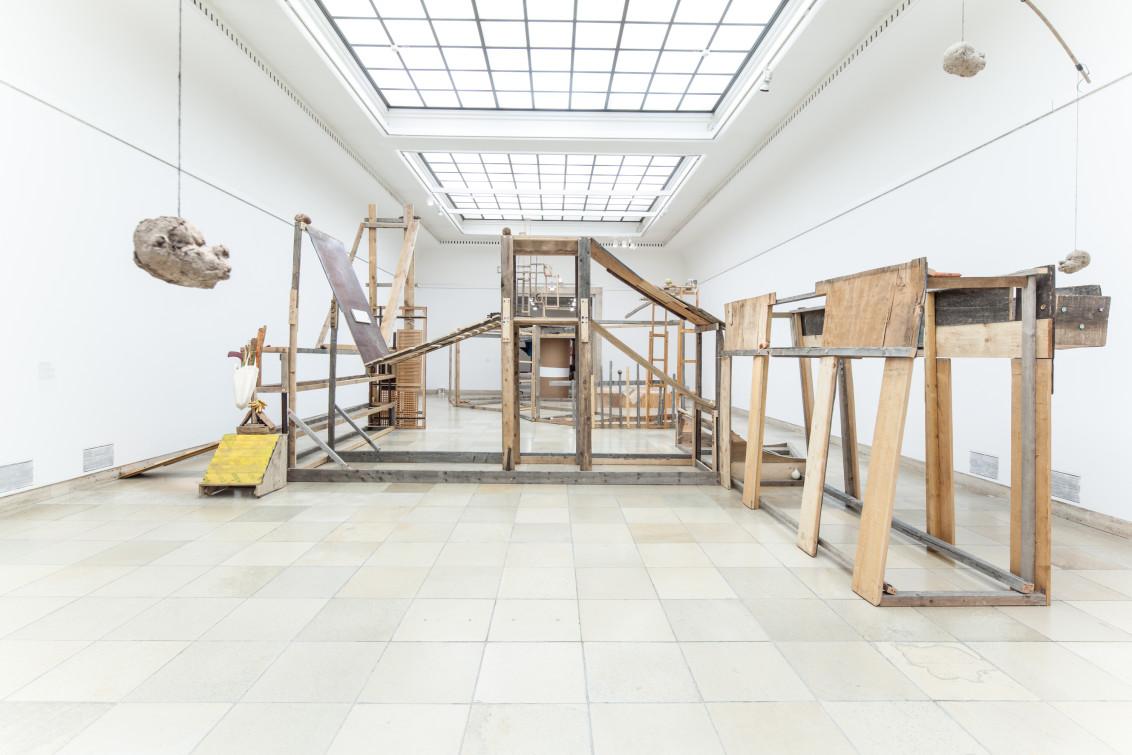 The Autoconstrucción Suites, 2014