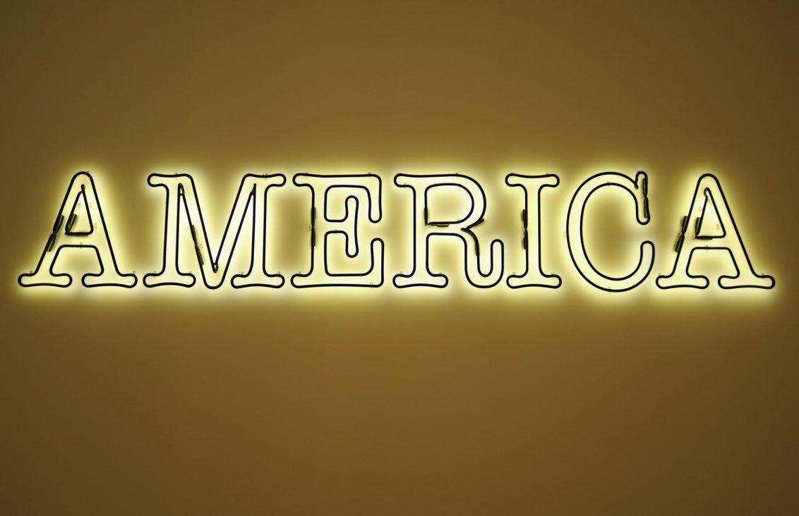 Untitled (America), 2009