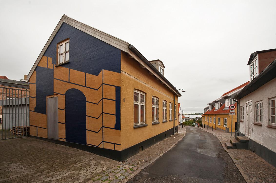 House, Holbaek, Denmark, 2013
