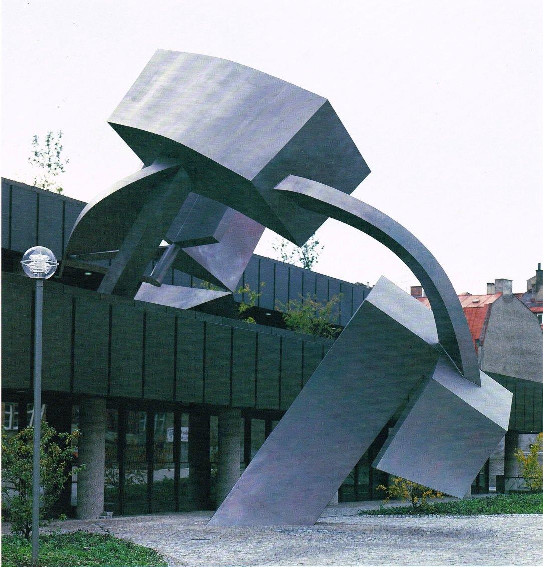 Cross-bend, 1978-80