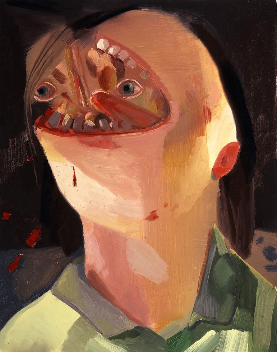 Face Eater, 2004