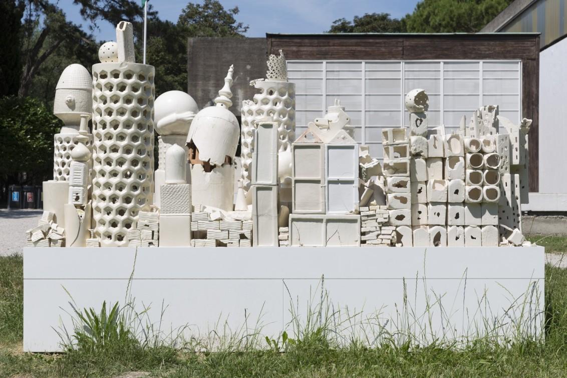Alegoria (March 2–8, 2015: Cerámica Suro Contemporánea, Guadalajara, Jalisco, Mexico, 2015