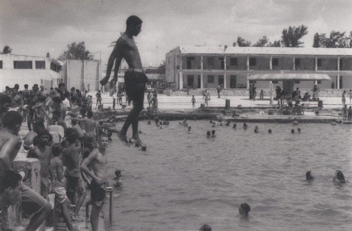 A Jump in Cuba, 1996