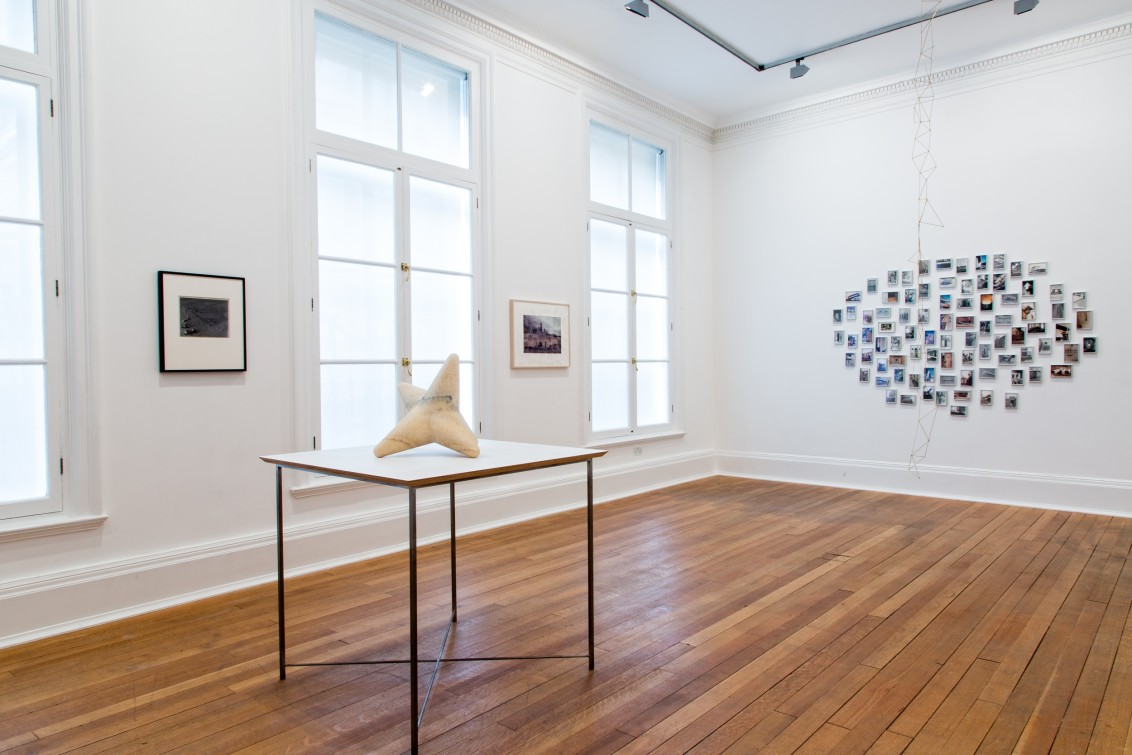Blind Architecture curated by Douglas Fogle
