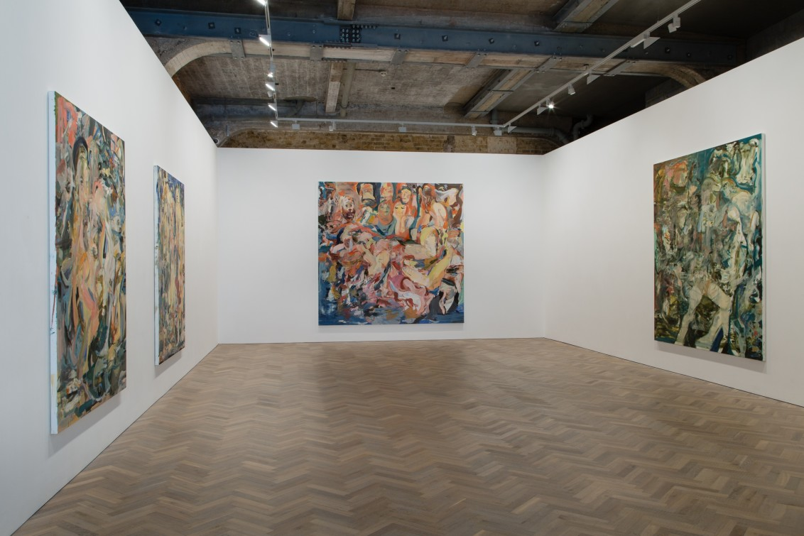 Cecily Brown: Madrepora