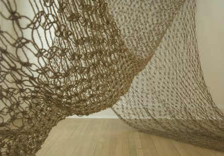 Anya Gallaccio: Three Sheets To The Wind