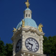 Award winning restoration for historic clock tower