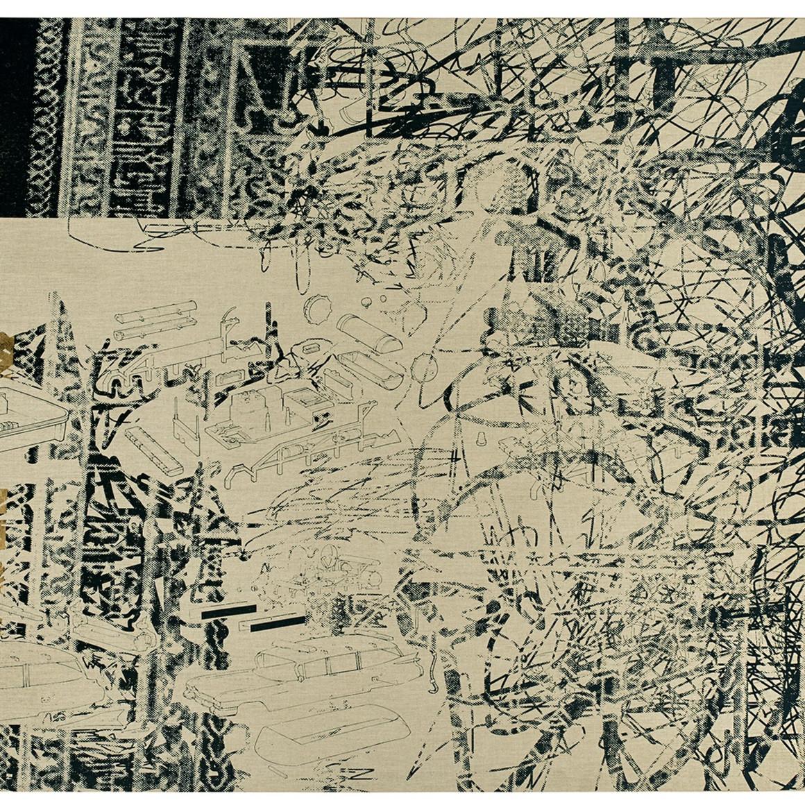 Zhivago Duncan, Over Stimulated Stimuli, 2015
