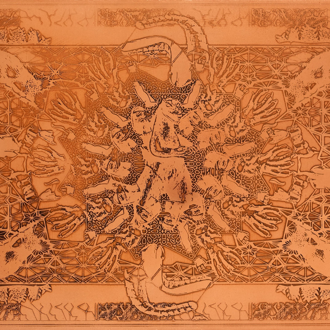Zhivago Duncan, Imaginary Transcendence, 2014
