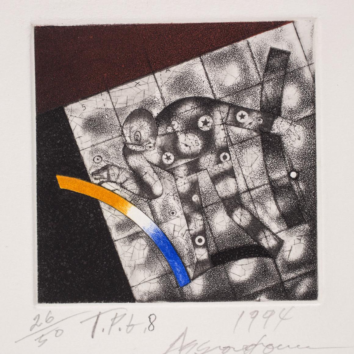 Assadour, T.P.G.8 , 1994
