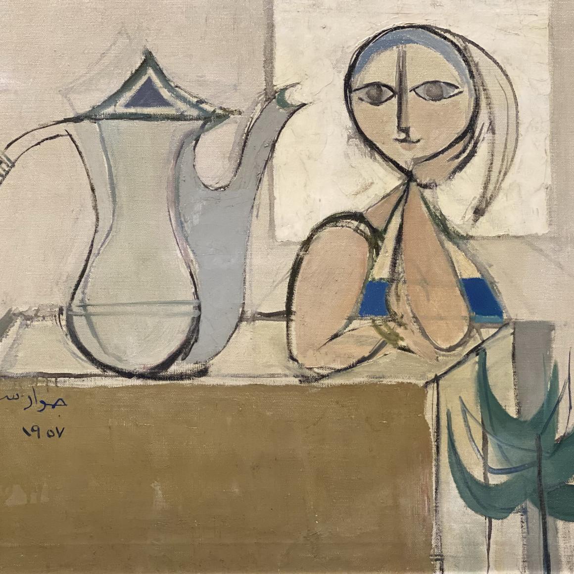 Jewad Selim, Untitled, 1957