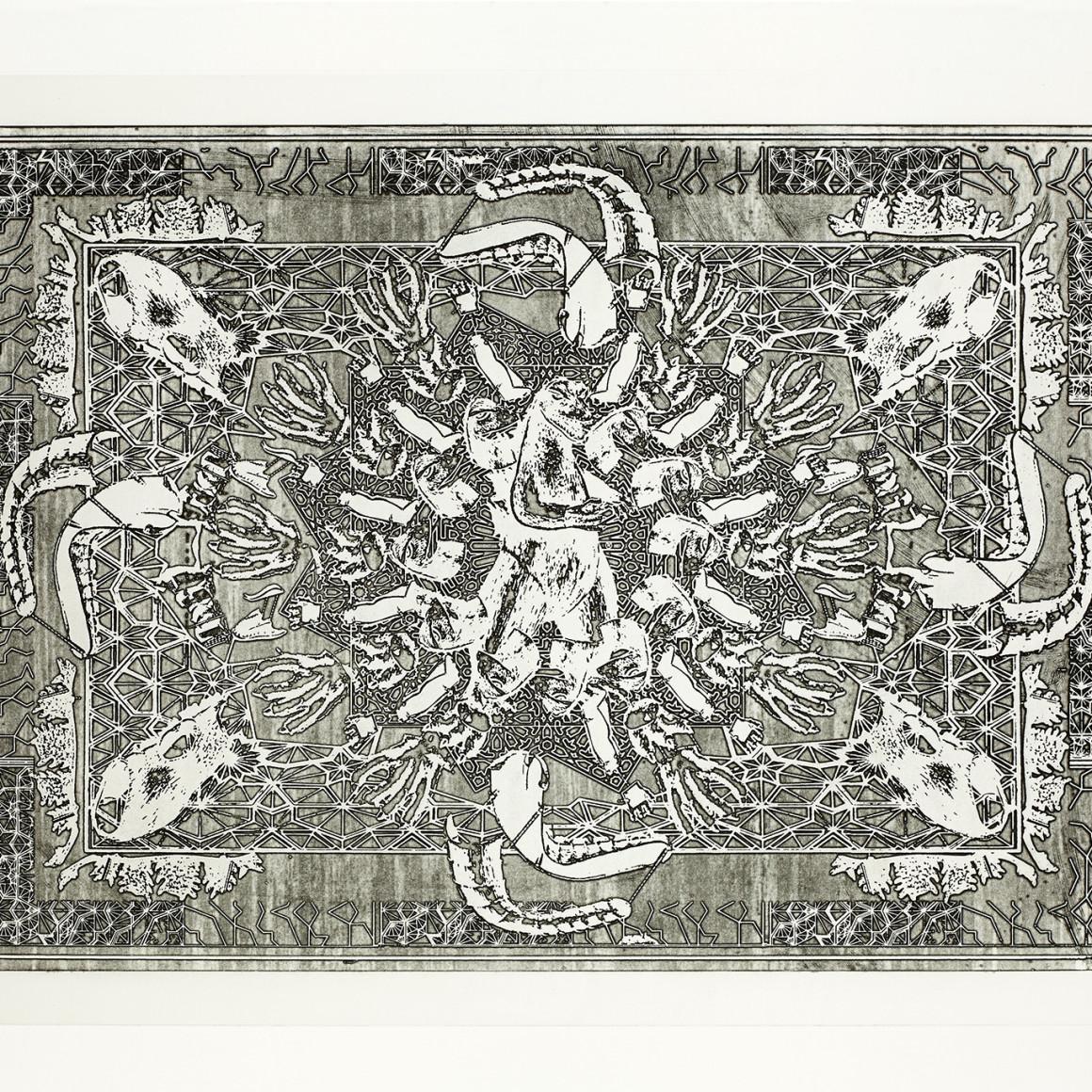 Zhivago Duncan, Imaginary Transcendence, 2014-15